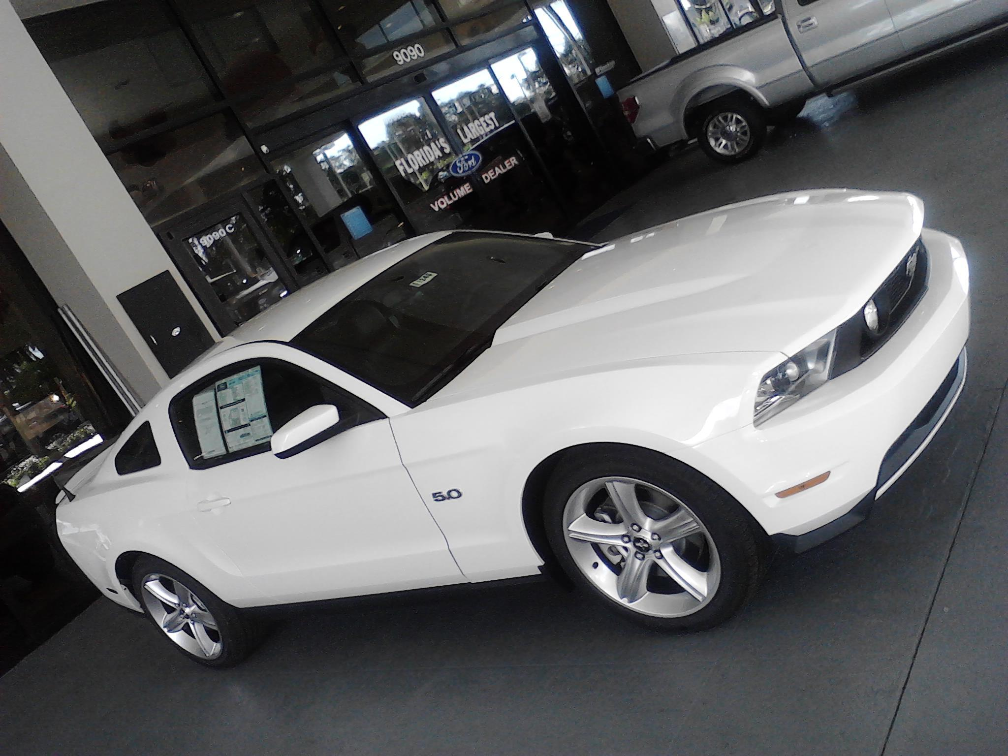 Another Aque509 2012 Ford Mustang post... - 15273920