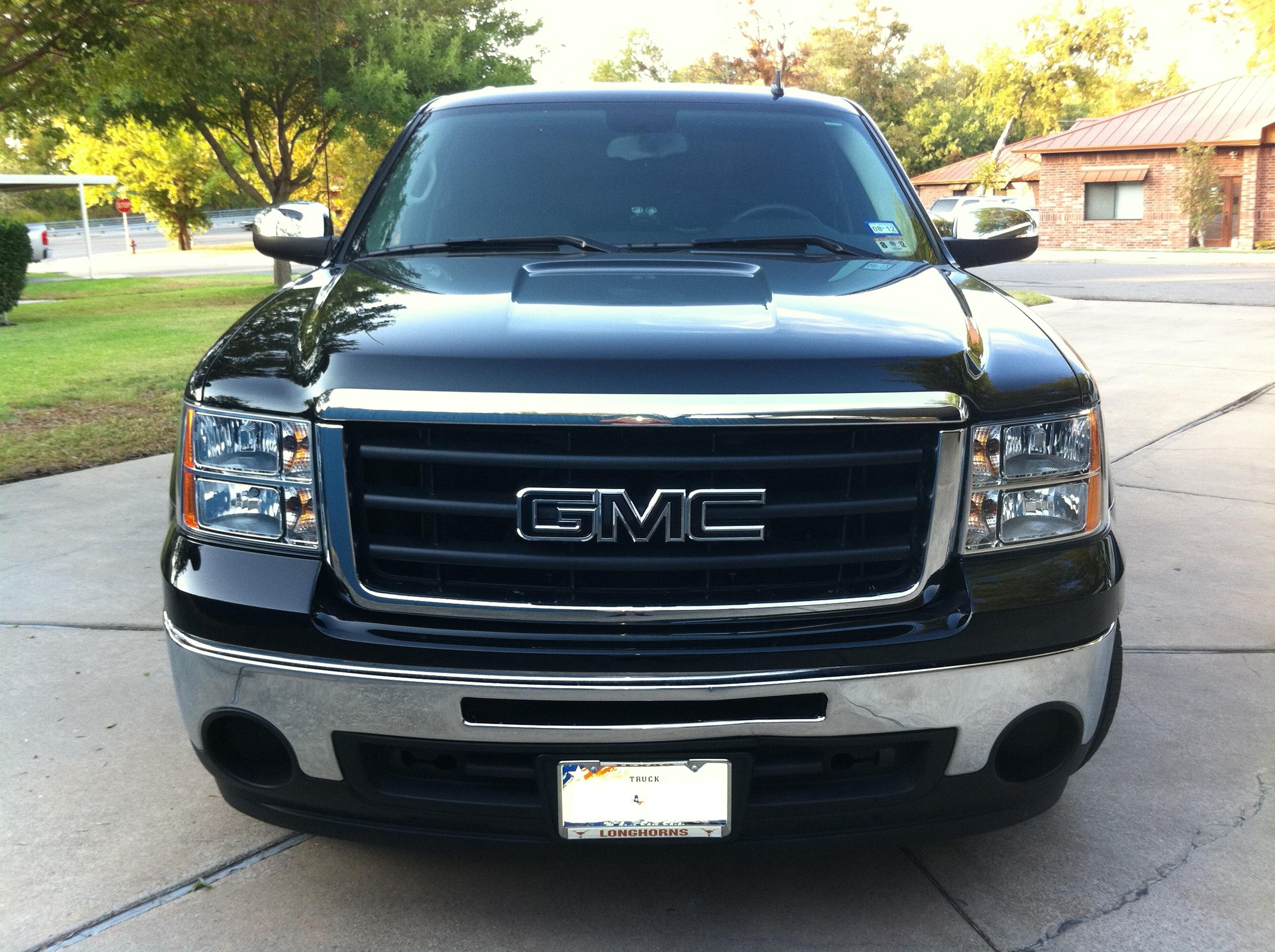 blitzjones 2009 gmc sierra 1500 crew cabsle specs photos modification info at cardomain. Black Bedroom Furniture Sets. Home Design Ideas