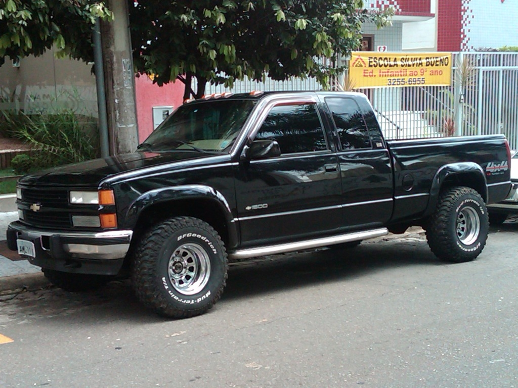 marcelo brasil 1995 chevrolet silverado 2500 hd extended. Black Bedroom Furniture Sets. Home Design Ideas
