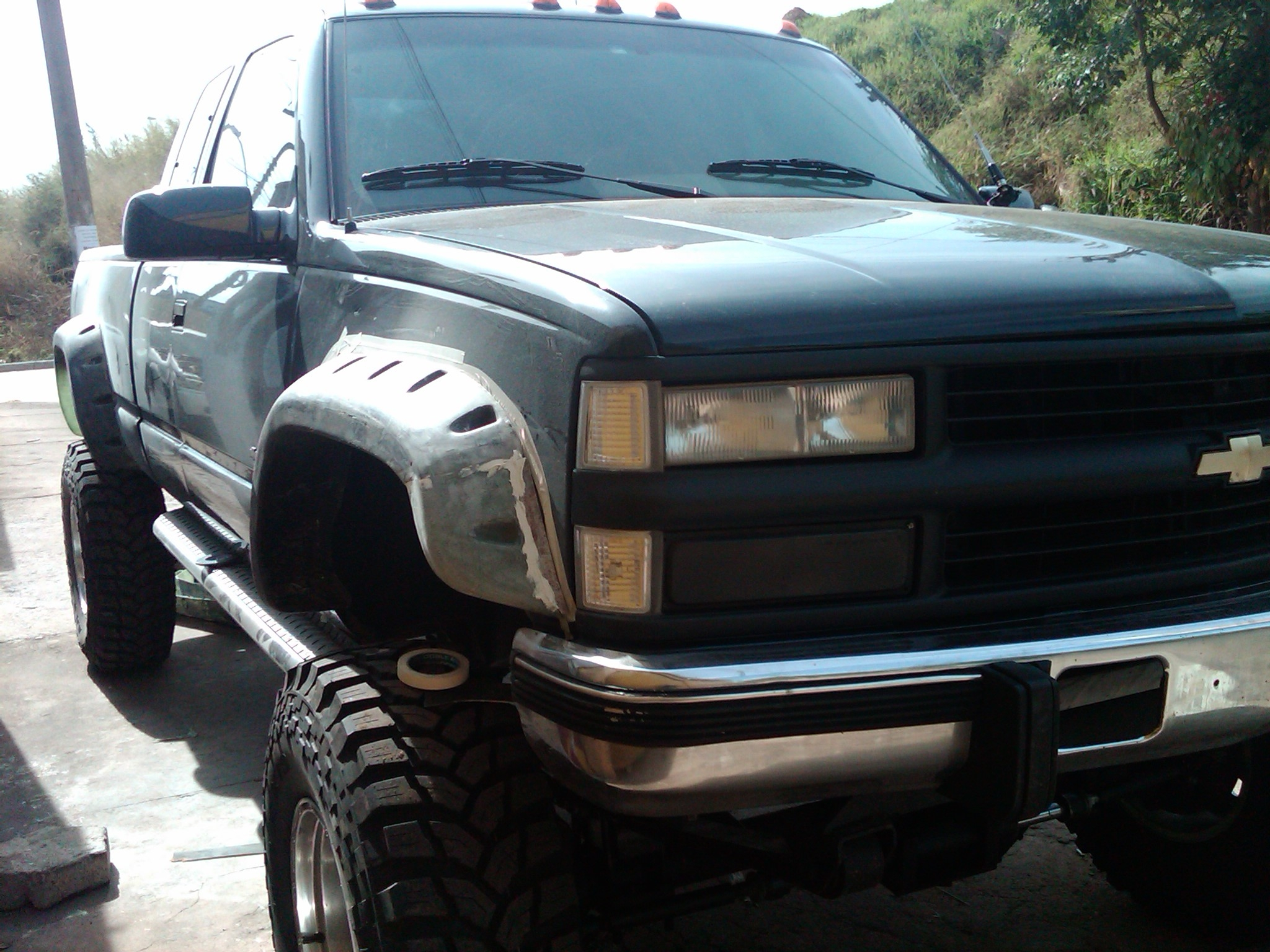 Another marcelo_brasil 1995 Chevrolet Silverado 2500 HD Extended Cab post... - 15274601