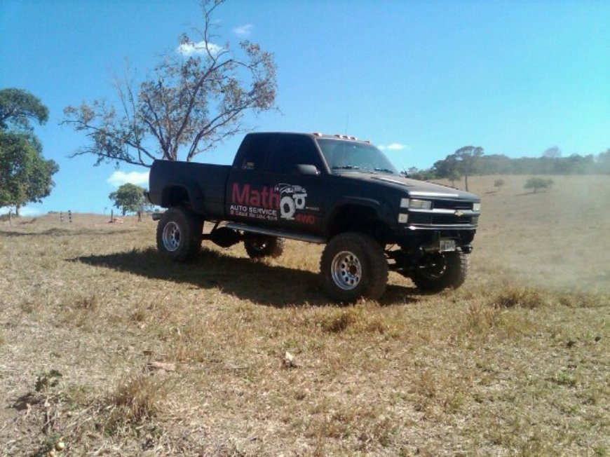 Another marcelo_brasil 1995 Chevrolet Silverado 2500 HD Extended Cab post... - 15274610