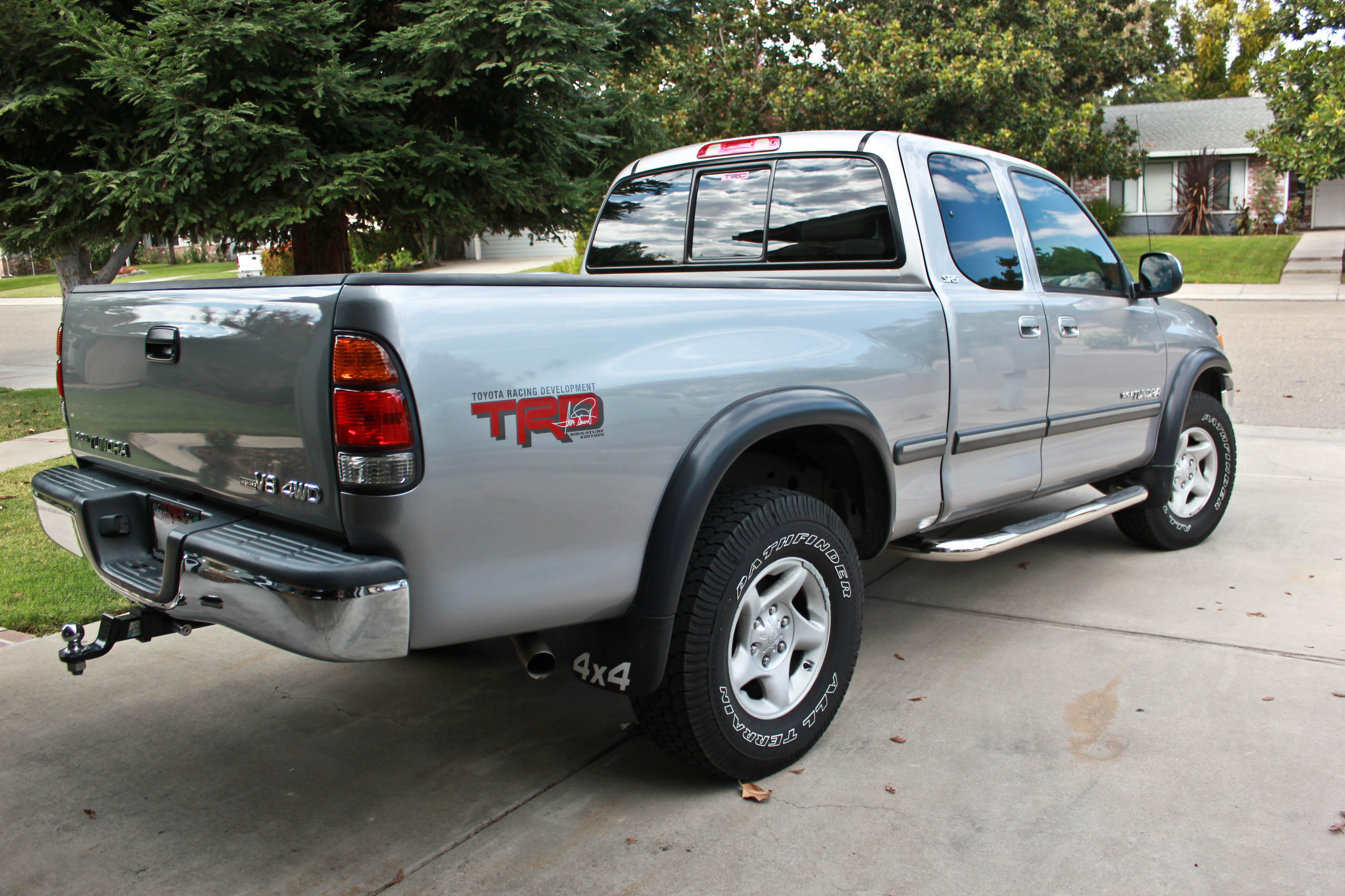trd tundra guy 2002 toyota tundra access cabsr5 4d specs photos modification info at cardomain. Black Bedroom Furniture Sets. Home Design Ideas