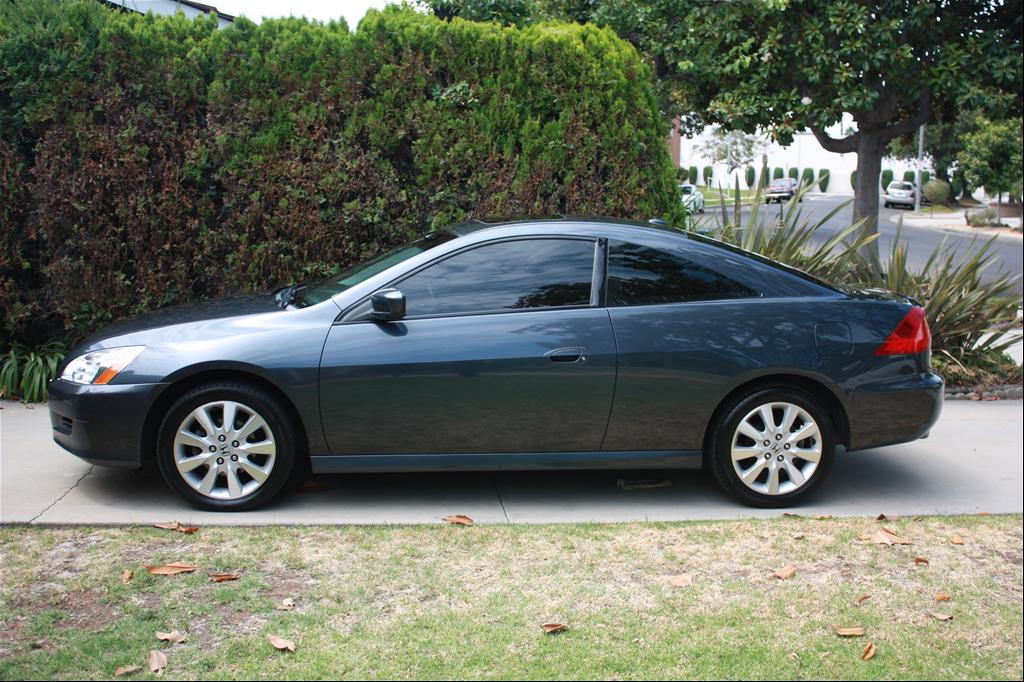 2007 Honda Accord Ex L V6 Coupe Long Beach Ca Drive