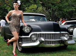 54Caddy 1954 Cadillac DeVille