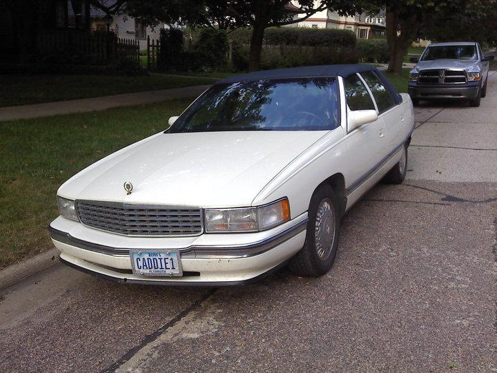 Another NSAUER 1996 Cadillac DeVille post... - 15273574