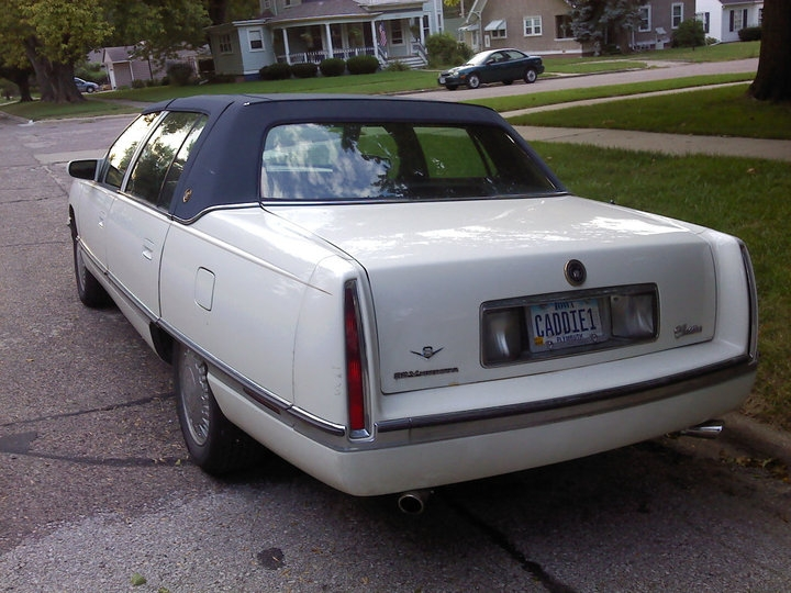 Another NSAUER 1996 Cadillac DeVille post... - 15273575