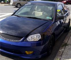 HateOnEveryones 2004 Honda Civic