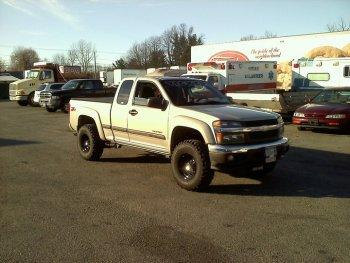 Onefasthatch18 2004 Chevrolet Colorado Extended Cabls Pickup
