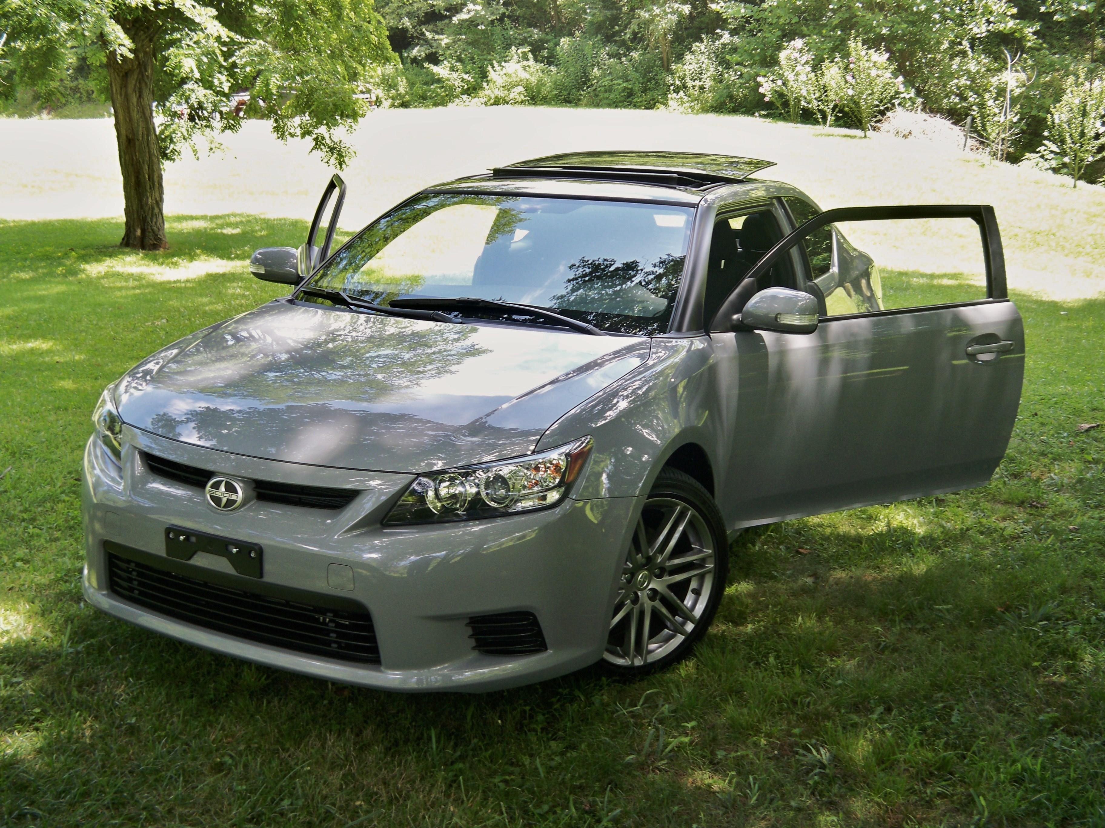 jarred tc8 39 s 2011 scion tc hatchback coupe 2d in big stone. Black Bedroom Furniture Sets. Home Design Ideas