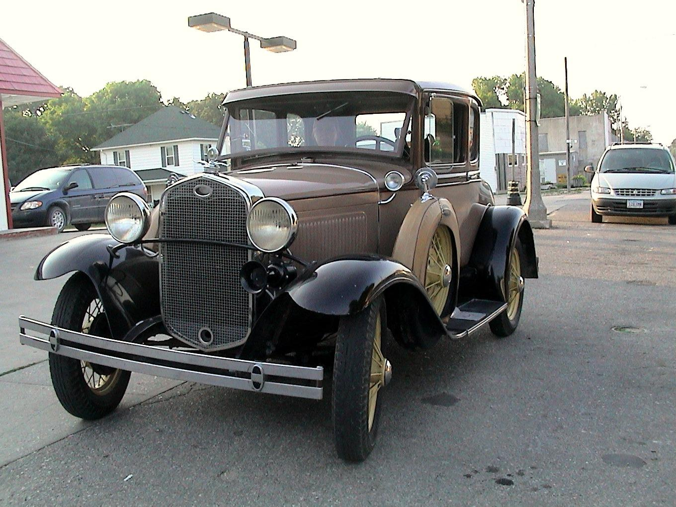 Another RB_Nielsen 1931 Ford Model A post... - 15275975