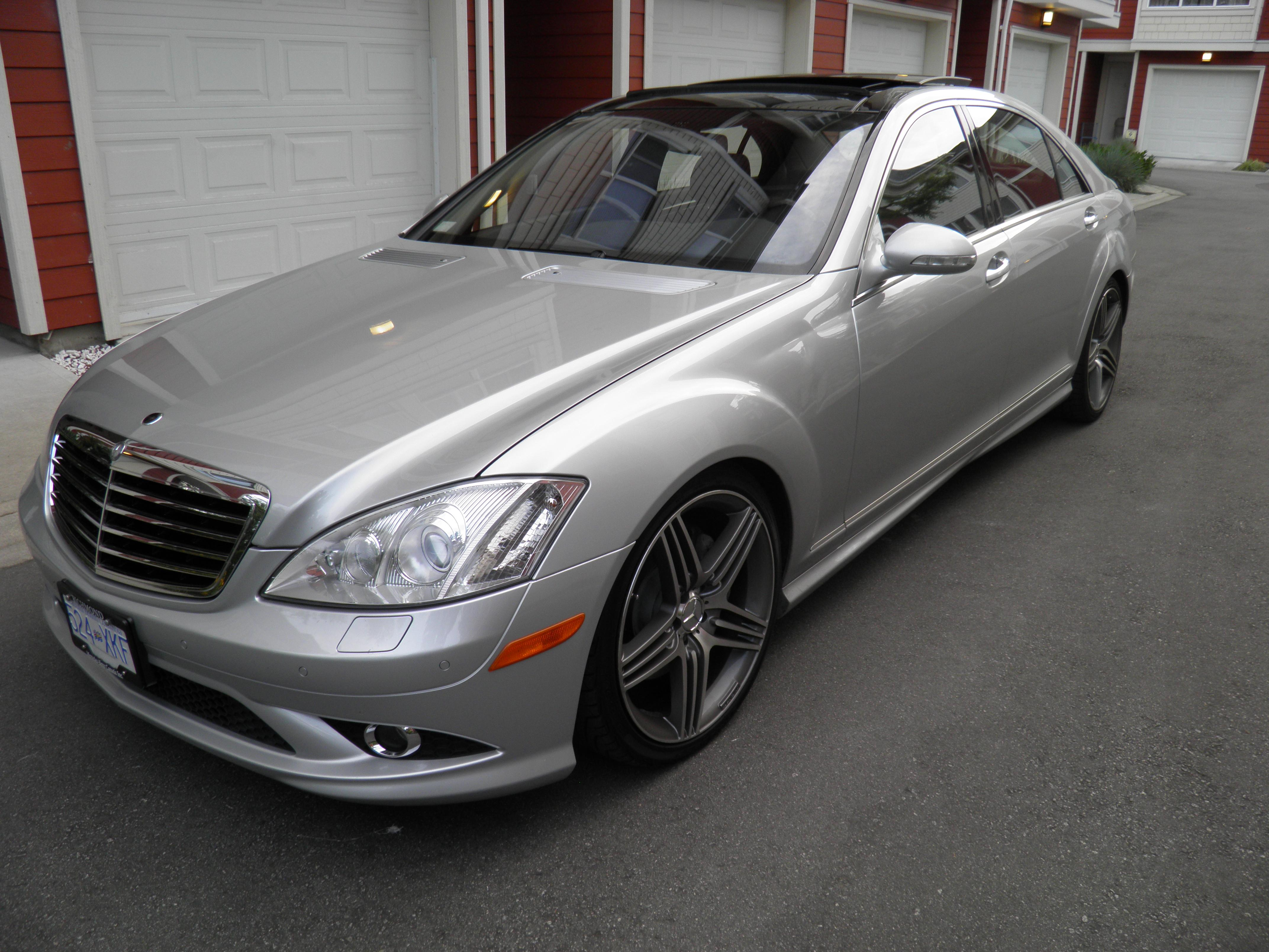 Another FelixM 2007 Mercedes-Benz S-Class post... - 15276155