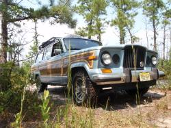 87Chevrollac 1990 Jeep Grand Wagoneer