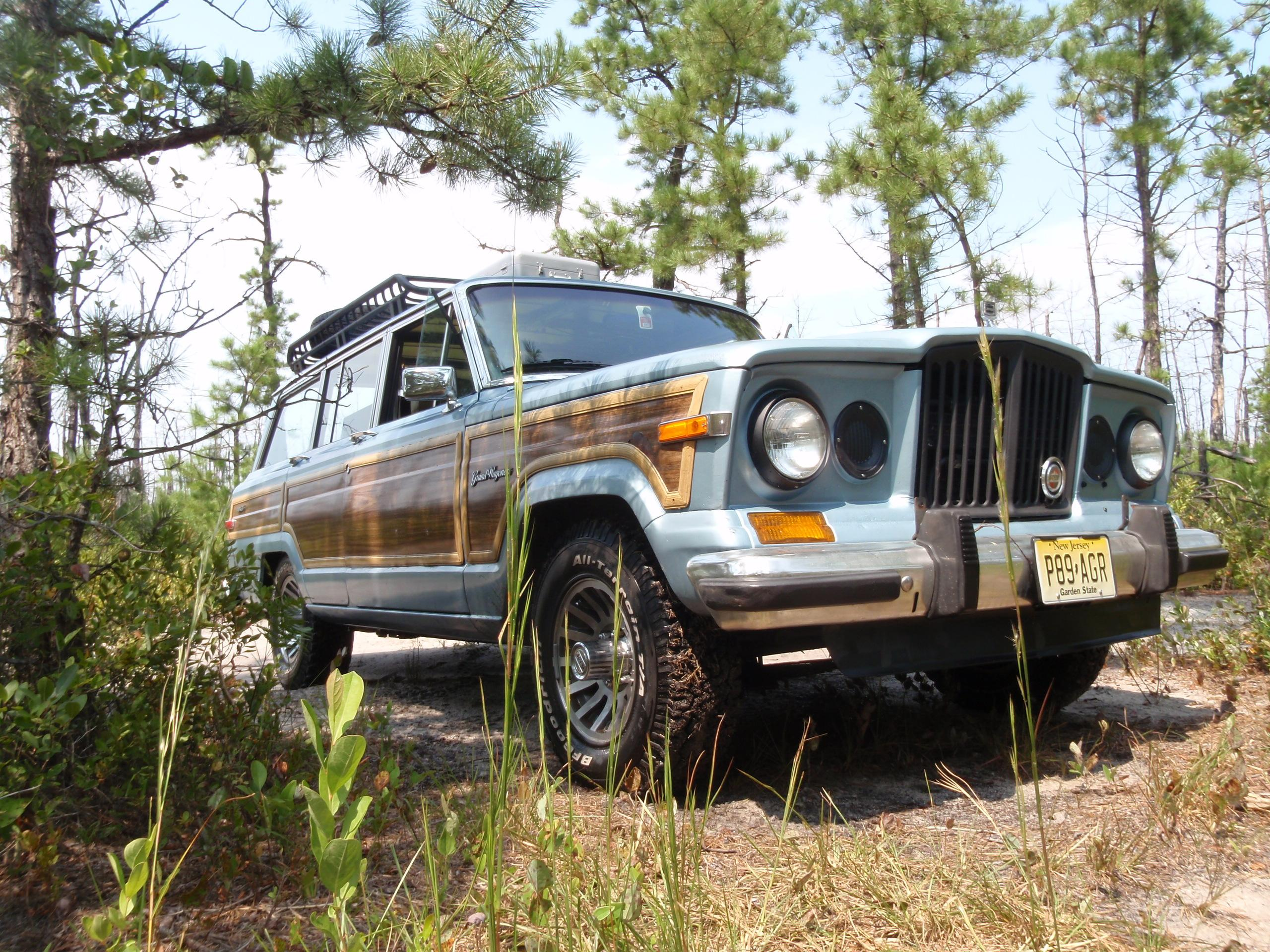 Another 87Chevrollac 1990 Jeep Grand Wagoneer post... - 15276189