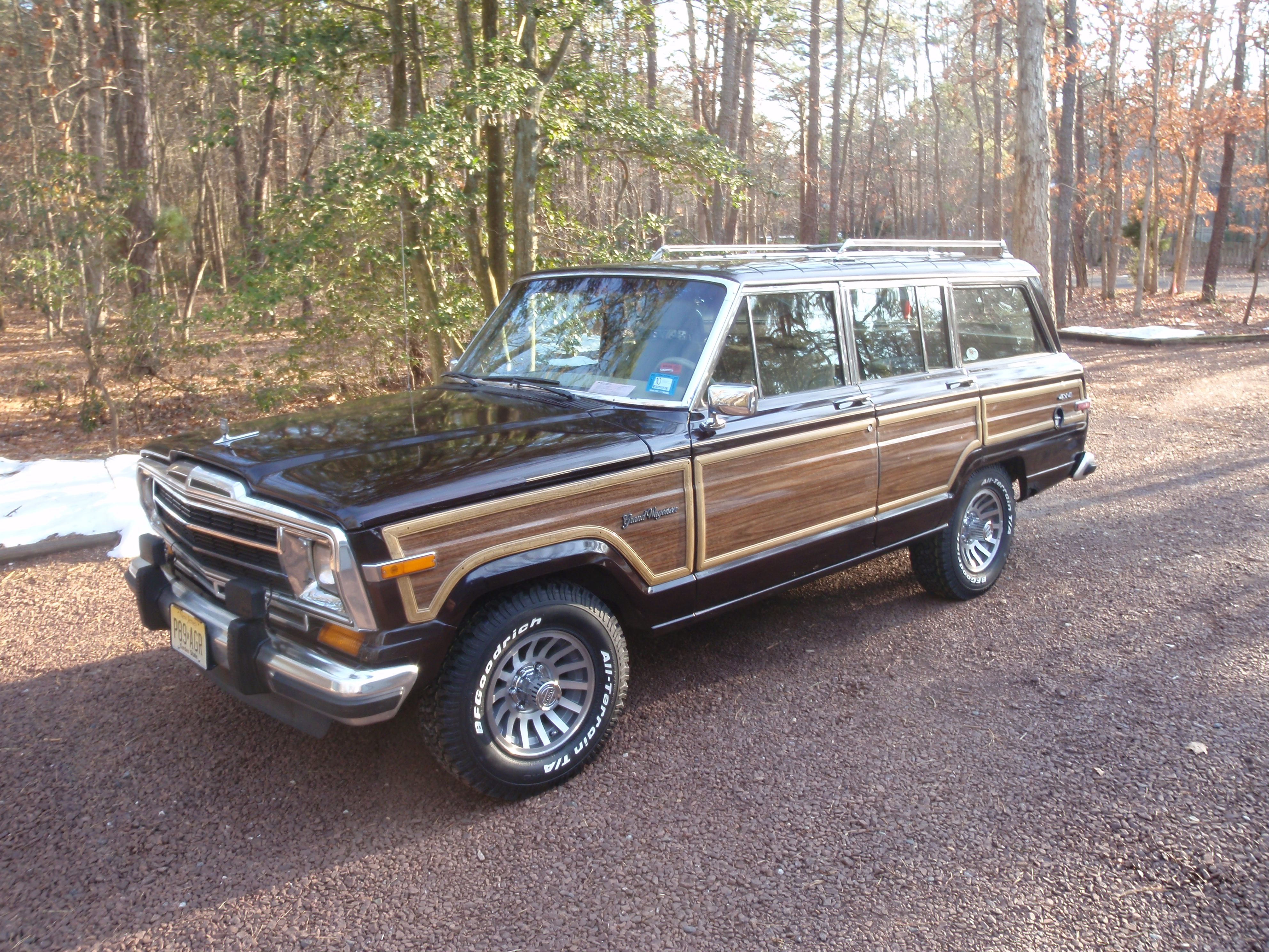 Another 87Chevrollac 1990 Jeep Grand Wagoneer post... - 15276191