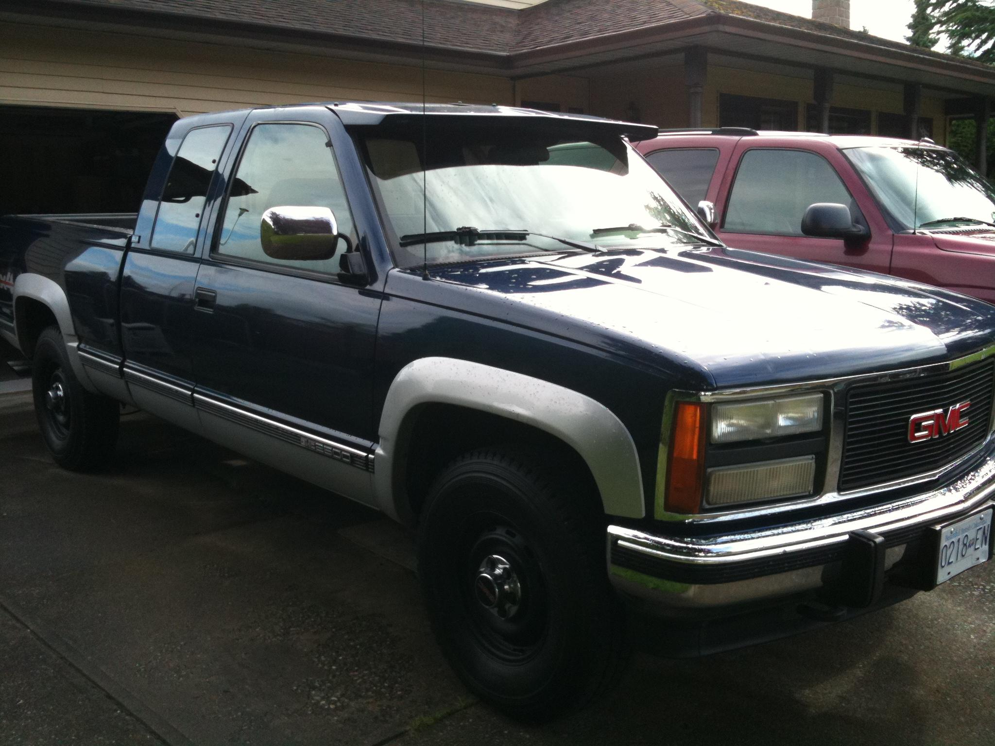 1993 GMC 2500 HD Extended Cab