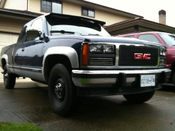 josh660s 1993 GMC 2500 HD Extended Cab 
