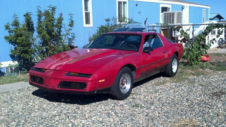 honda_civic_69's 1982 Pontiac Trans Am