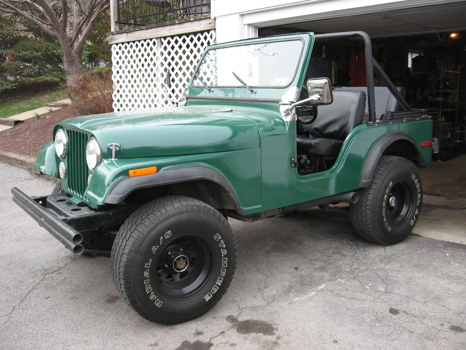 Another Dodge_lover98 1978 Jeep CJ5 post... - 4640248