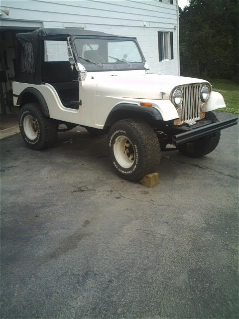 Another Dodge_lover98 1978 Jeep CJ5 post... - 4883880