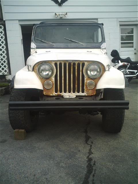 Another Dodge_lover98 1978 Jeep CJ5 post... - 4885094