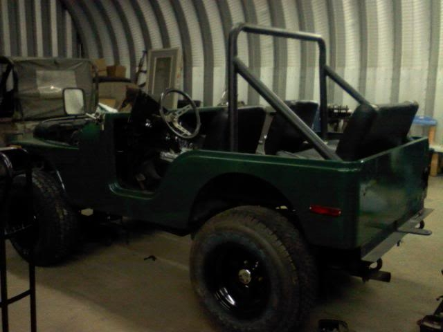 Another Dodge_lover98 1978 Jeep CJ5 post... - 4886306