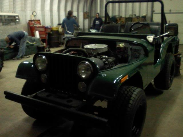 Another Dodge_lover98 1978 Jeep CJ5 post... - 4886902
