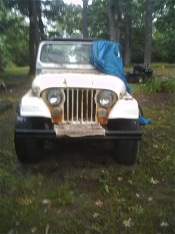 Another Dodge_lover98 1978 Jeep CJ5 post... - 5314486