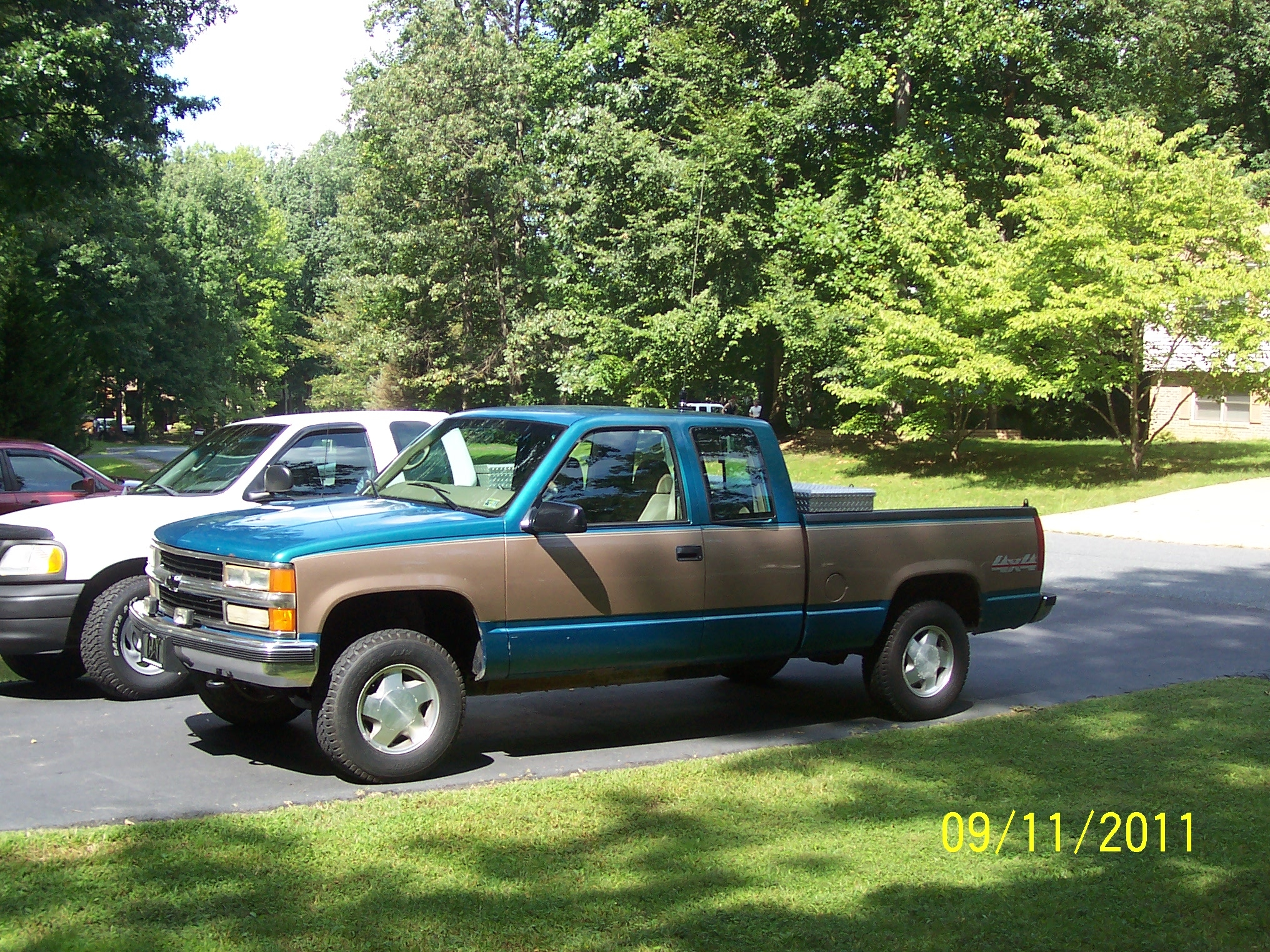 Another Nca2013 1997 Chevrolet Silverado 1500 Extended Cab post... - 13843756