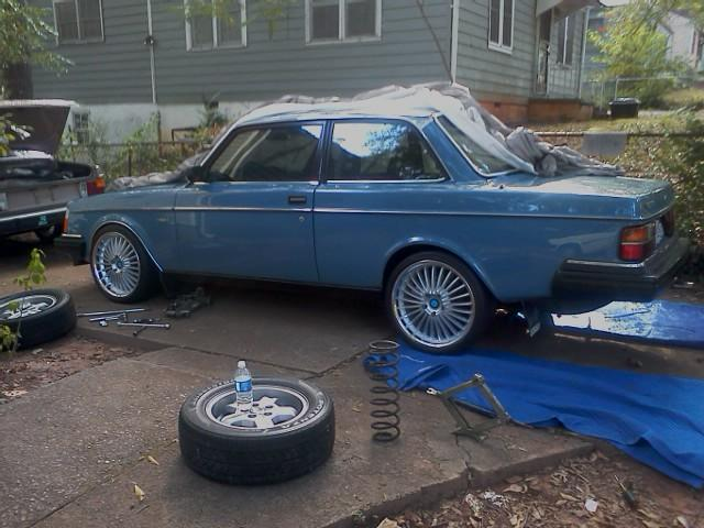 Another bandy 1982 Volvo 240 post... - 15278456
