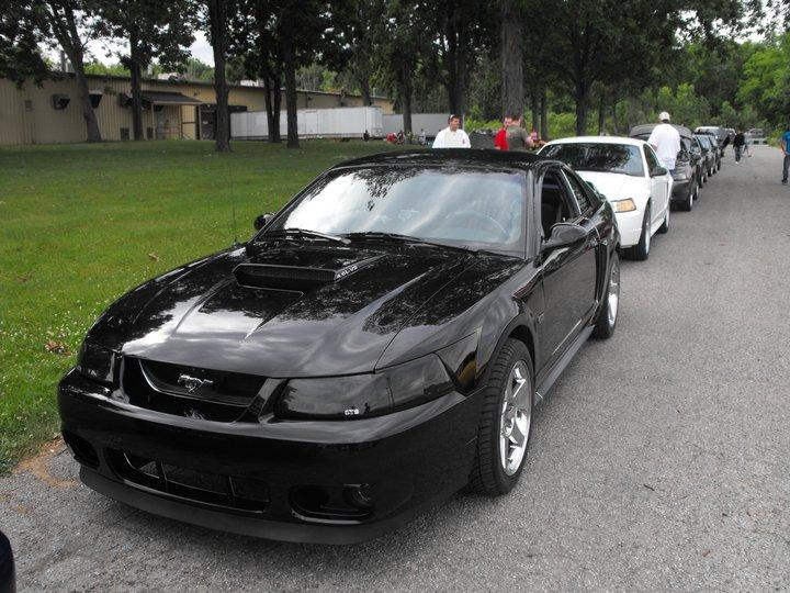 jabben's 2000 Ford Mustang