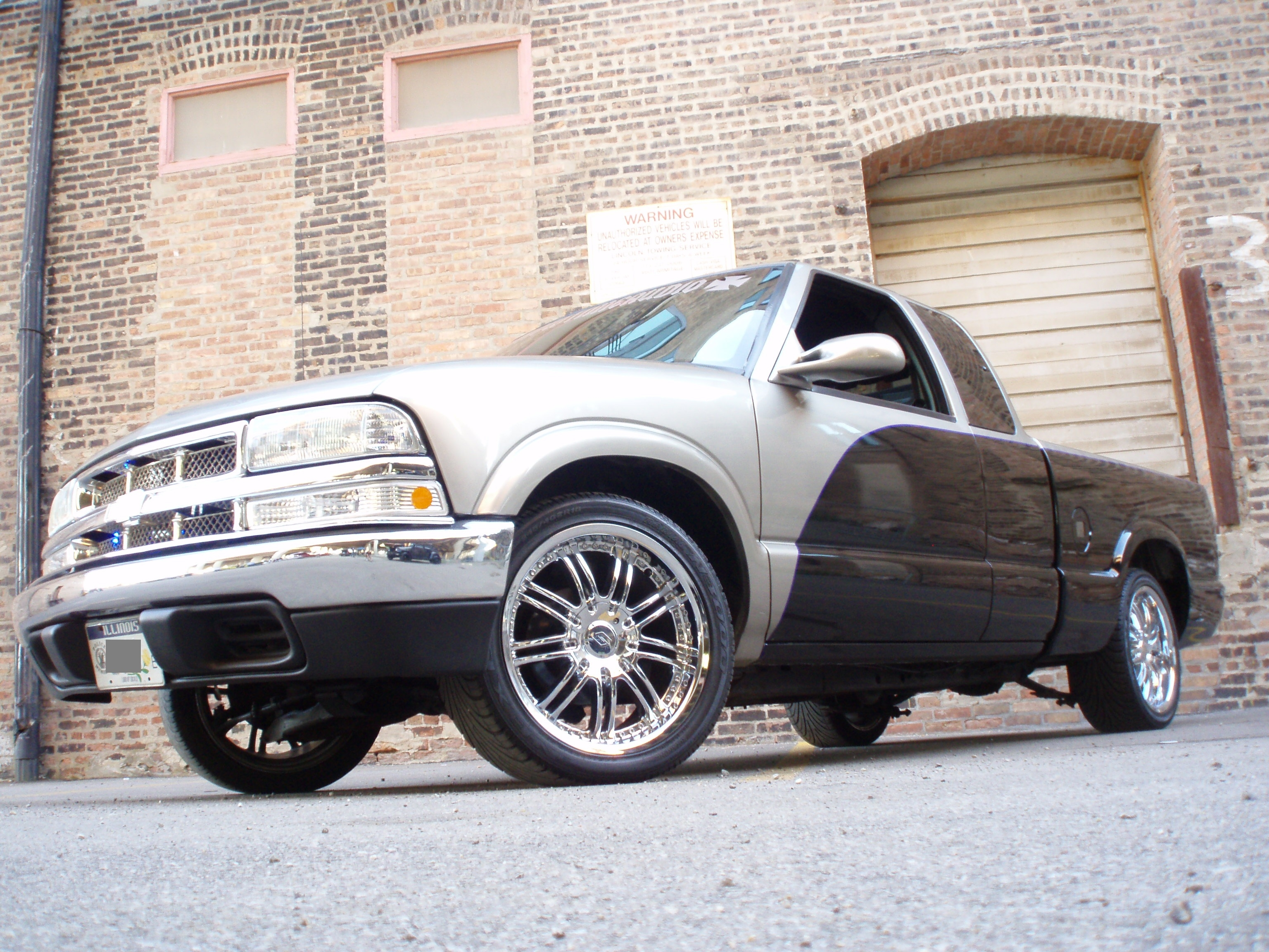 Another showtimejay 2002 Chevrolet S10 Extended Cab post... - 15293896