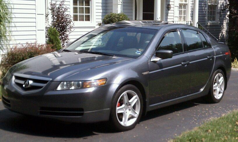stevieg123 39 s 2005 acura tl in woodbridge ct. Black Bedroom Furniture Sets. Home Design Ideas
