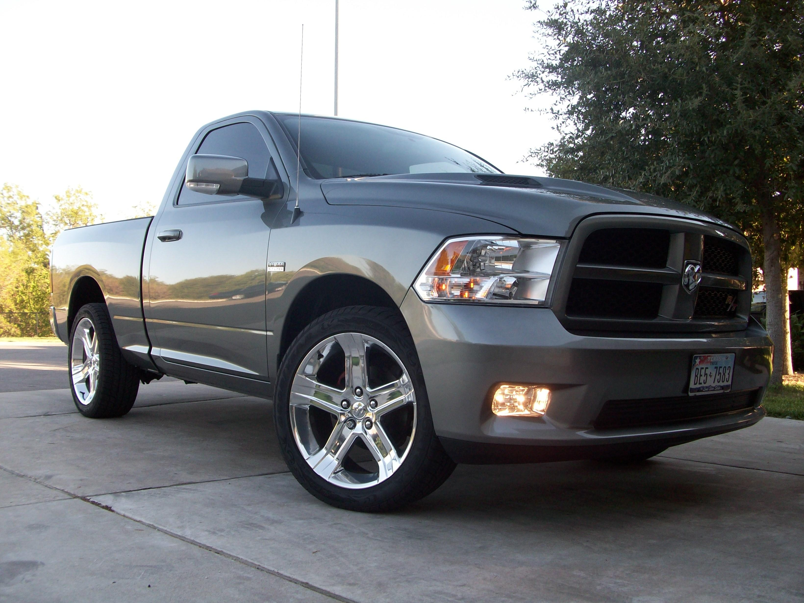 2011ramrt 2011 dodge ram 1500 regular cab specs photos modification info at cardomain. Black Bedroom Furniture Sets. Home Design Ideas