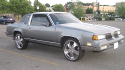 MommaC401s 1987 Oldsmobile Cutlass Supreme