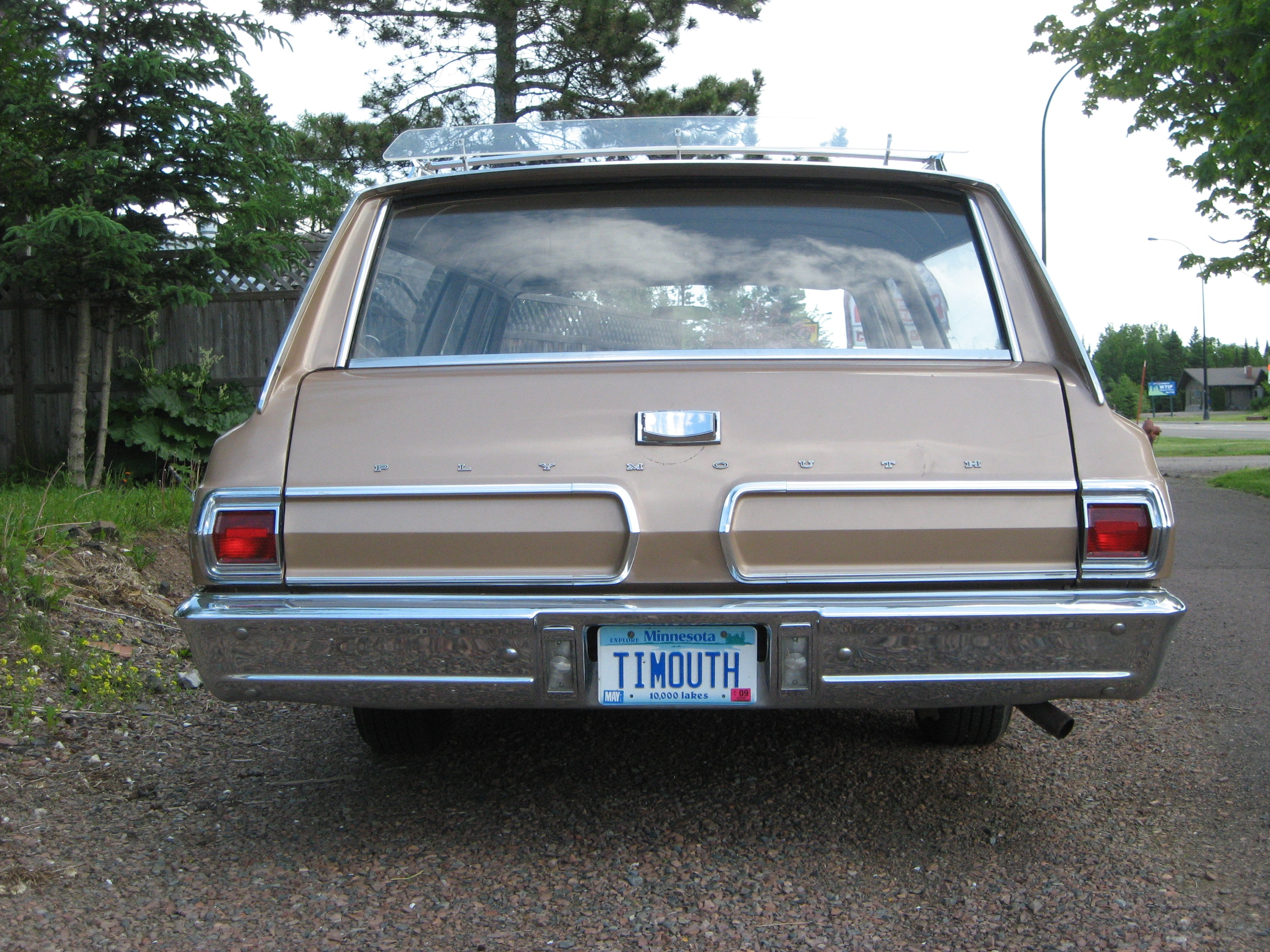 Another Timouth 1966 Plymouth Fury II post... - 15295066