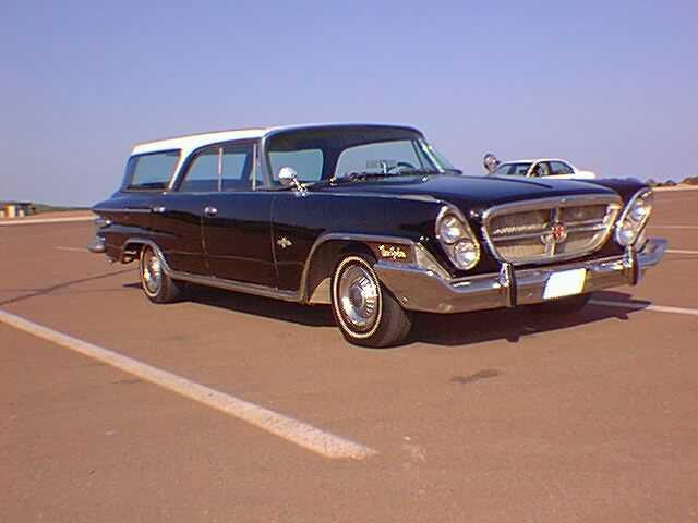 1962 Chrysler New Yorker