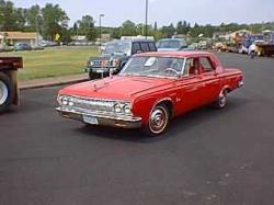 Timouth 1964 Plymouth Savoy