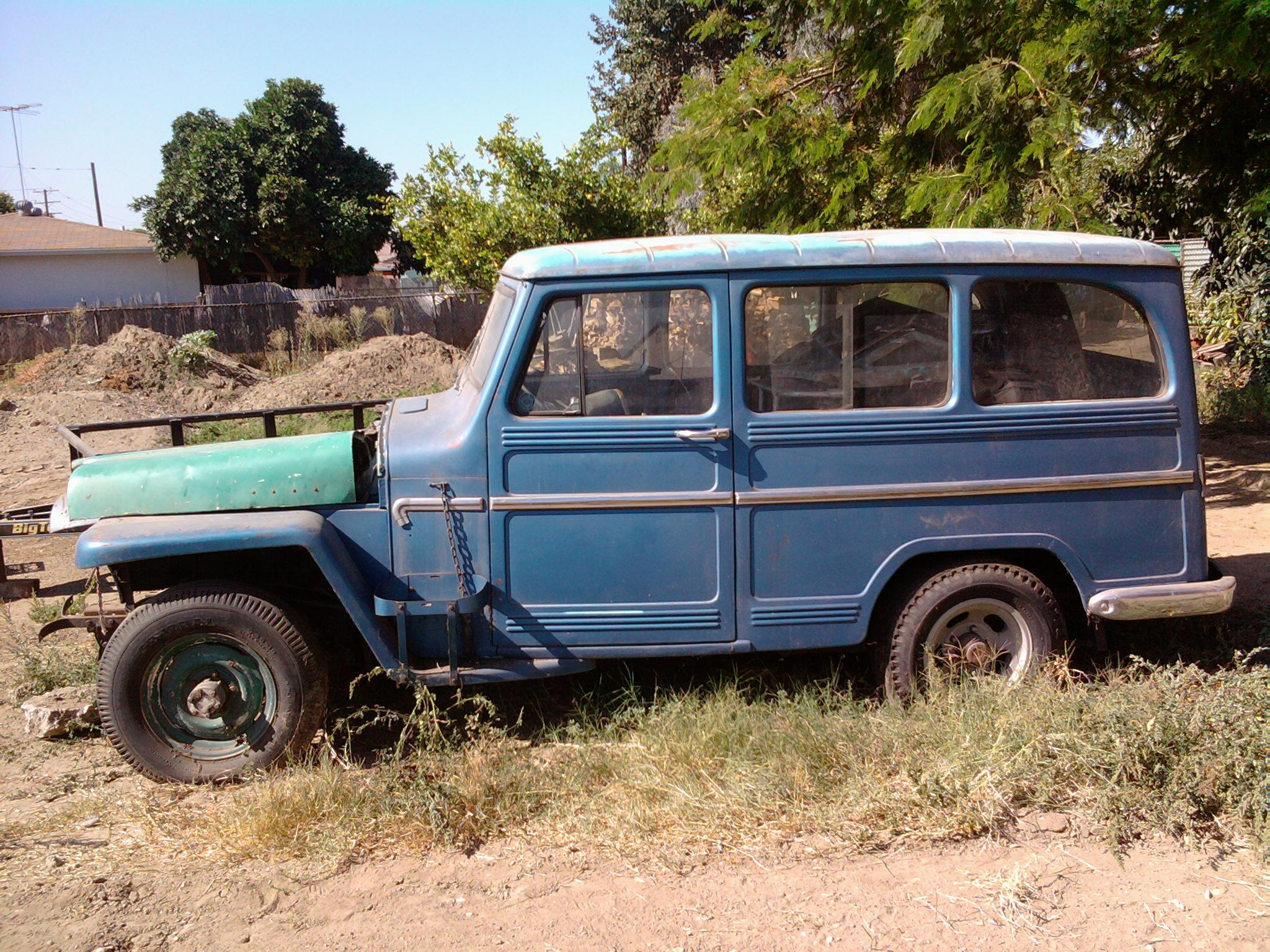 1963 Willys Wagon