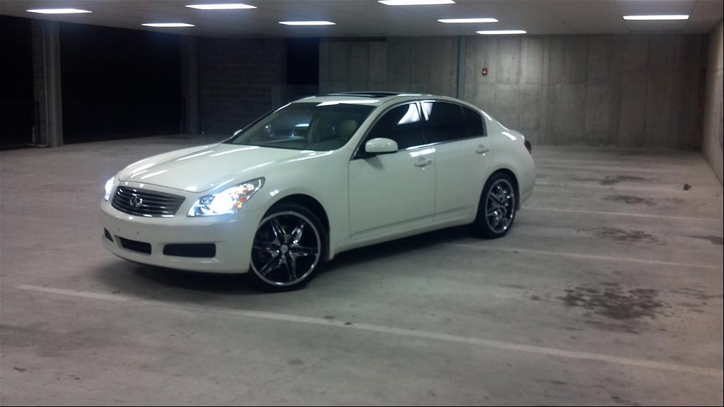 dswine 2008 infiniti gg35x sedan 4d specs photos. Black Bedroom Furniture Sets. Home Design Ideas