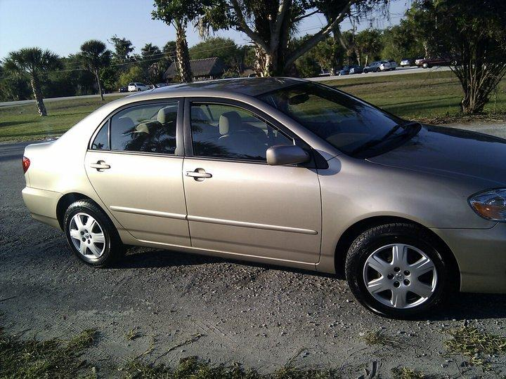 Another comatose1 2007 Toyota Corolla post... - 15297509