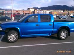 juicecrts 2000 Dodge Dakota Quad Cab