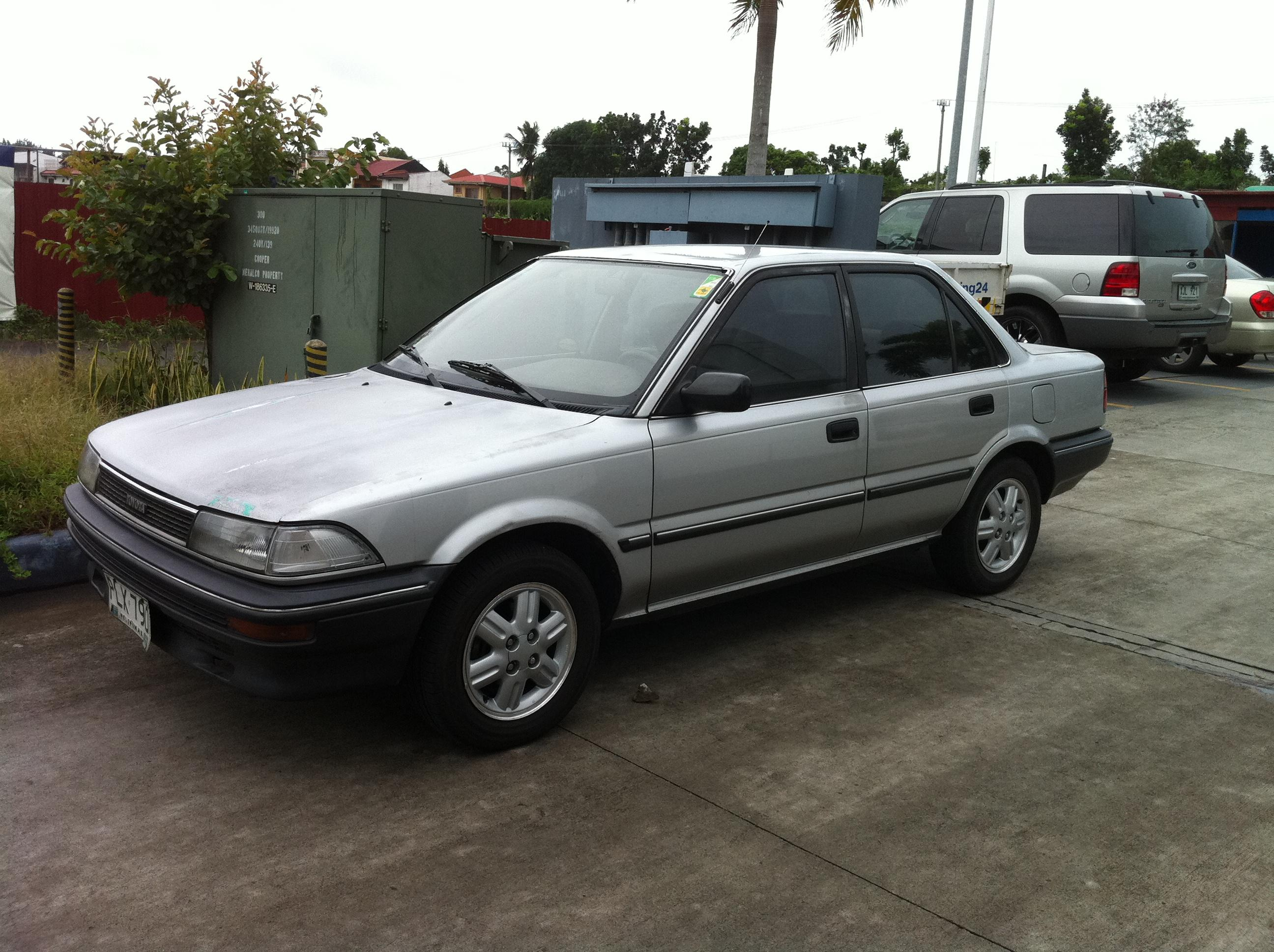K20 Dohc 1989 Toyota Corolla Specs Photos Modification