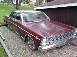 DaDerelict 1966 Ford Galaxie