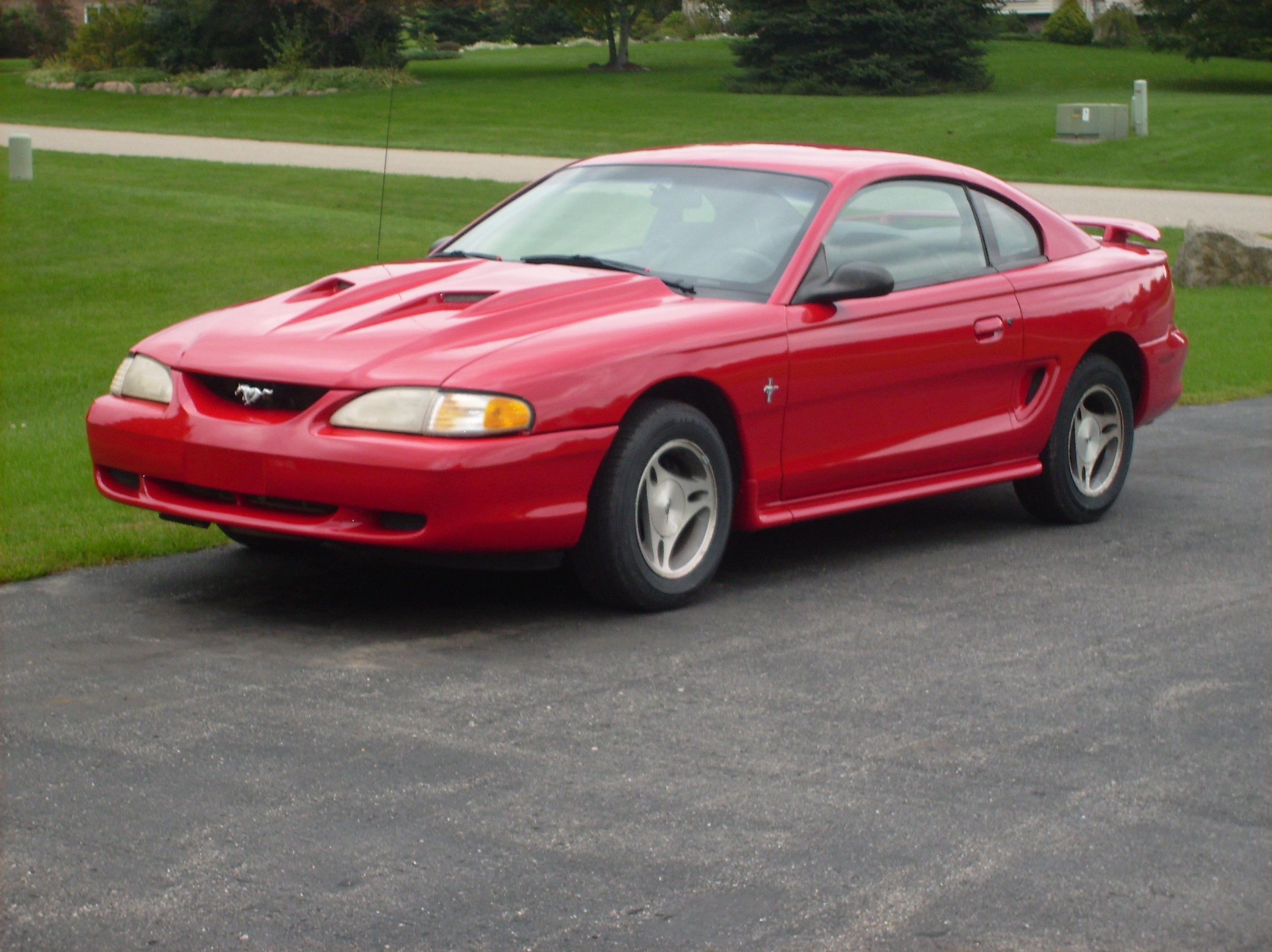 Another aswar73 1998 Ford Mustang post... - 15301249