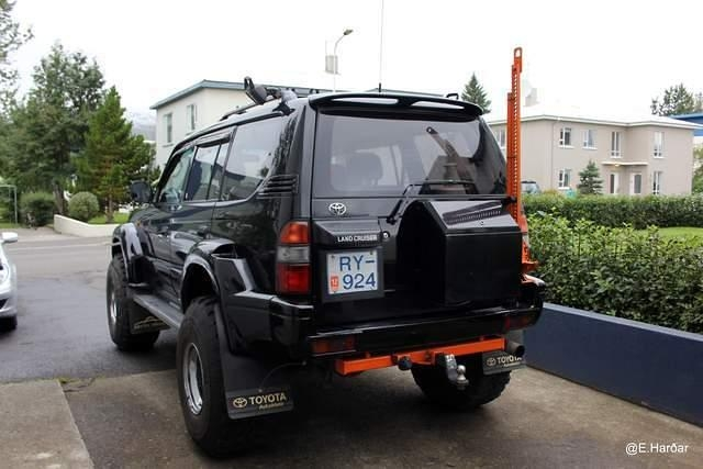 Another 081068 1998 Toyota Land Cruiser post... - 15301948