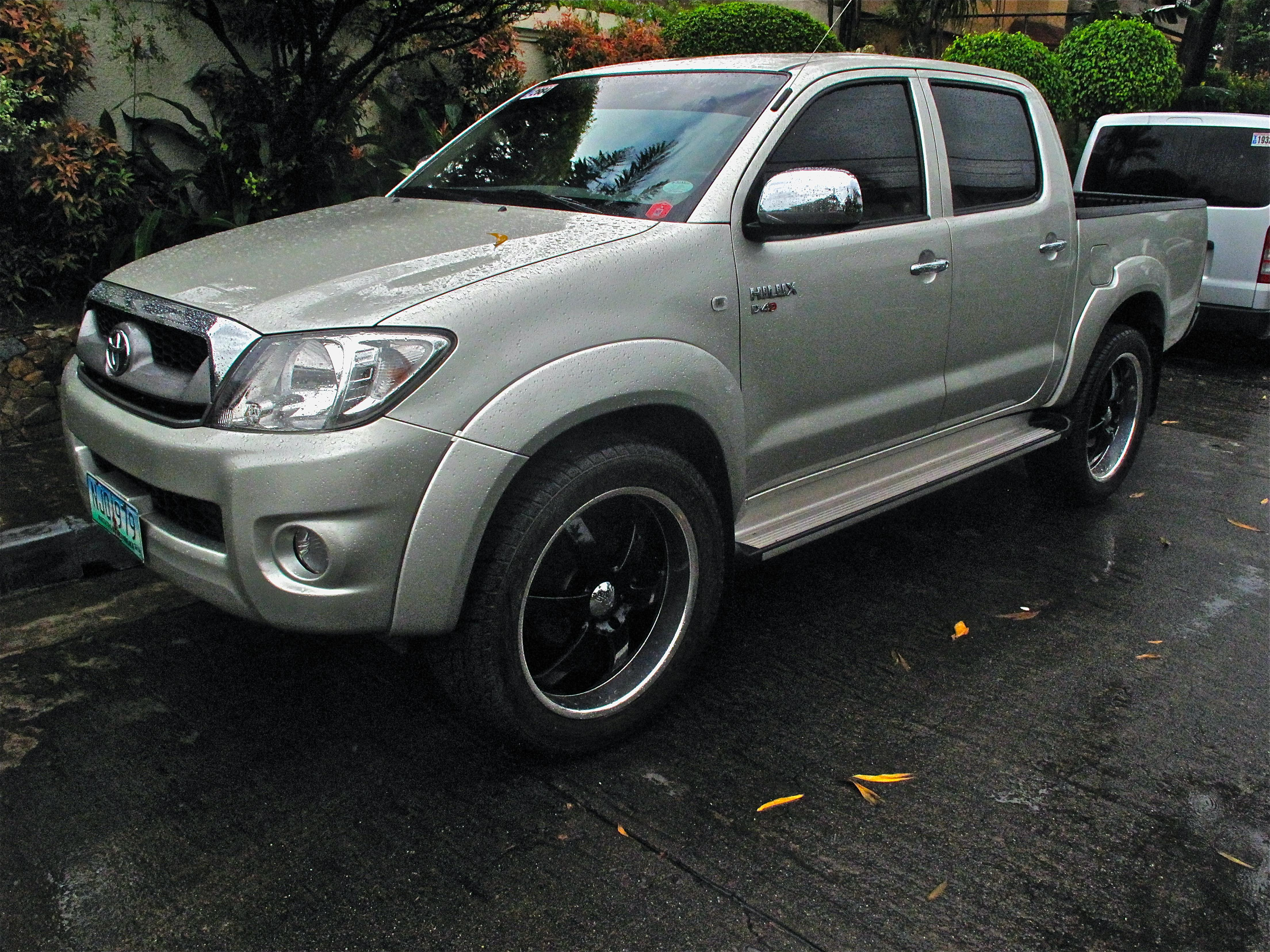 Another mlsantos 2010 Toyota HiLux post... - 15302201