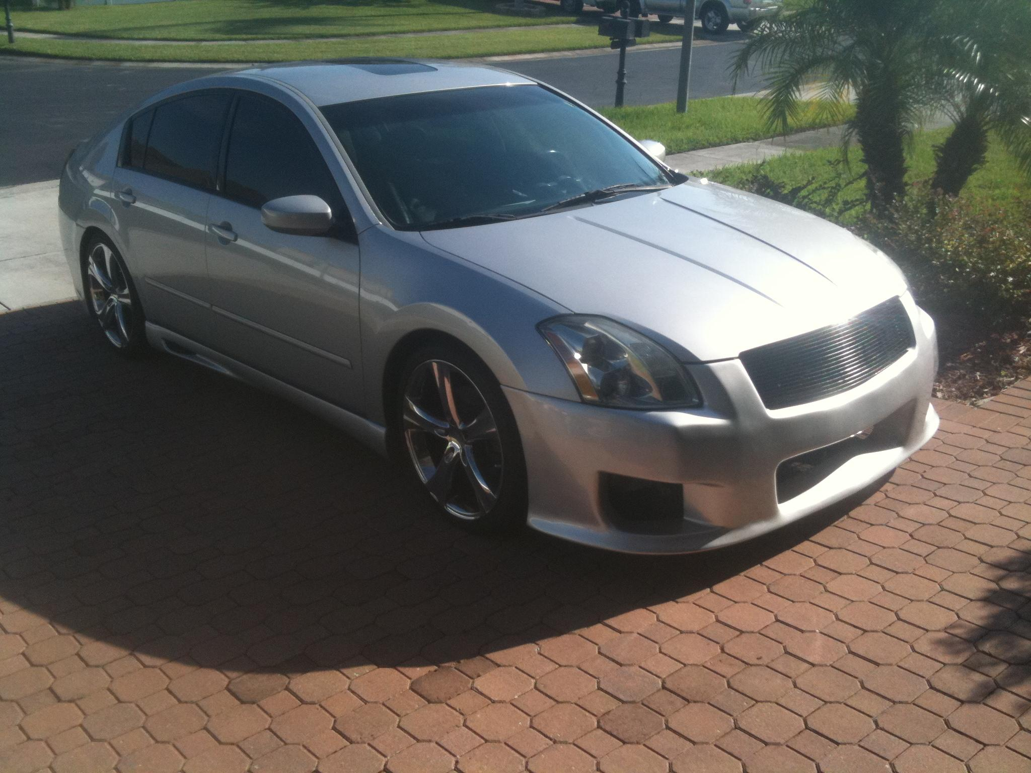 Another muscleup 2005 Nissan Maxima post... - 15302521