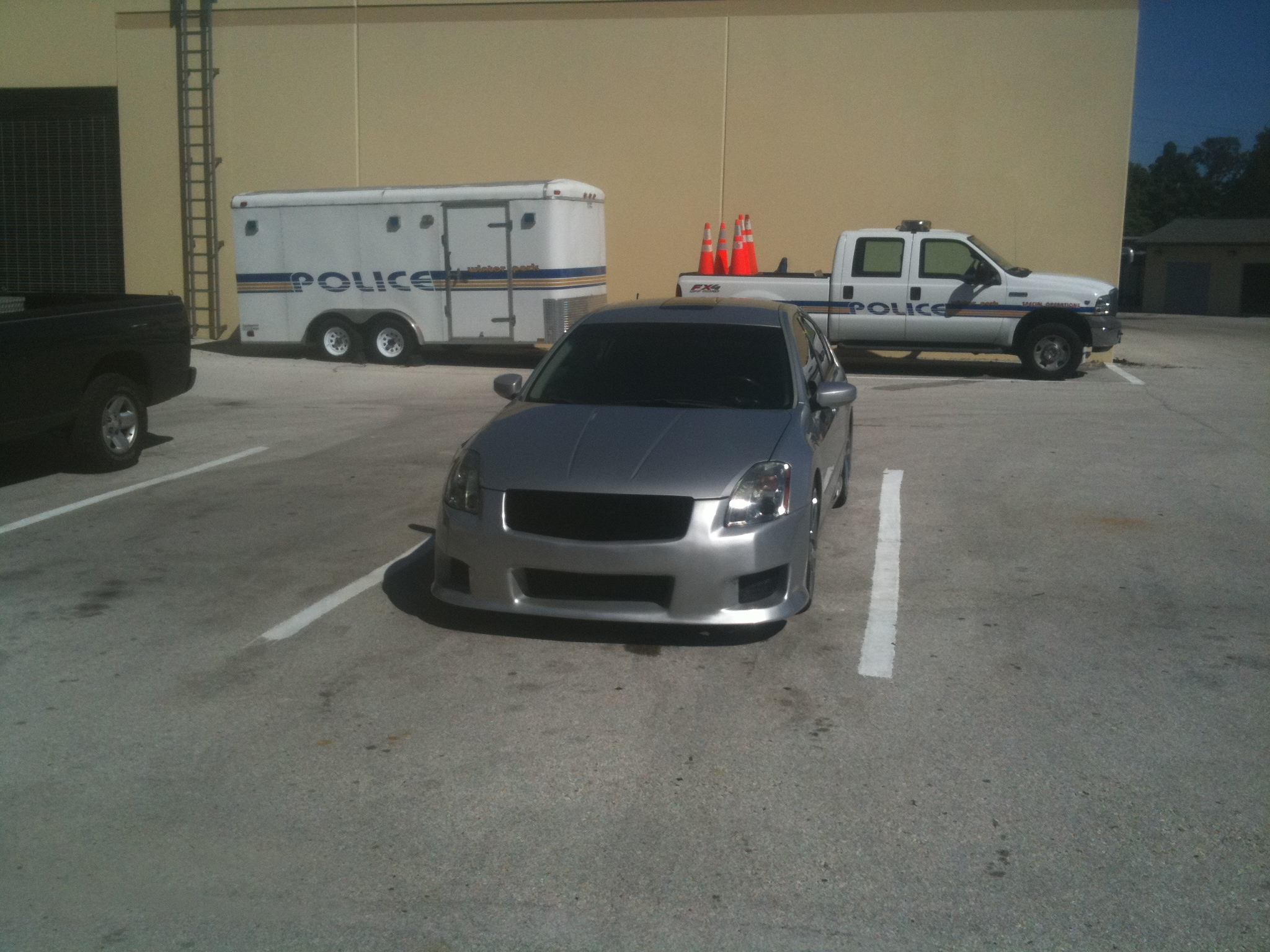 Another muscleup 2005 Nissan Maxima post... - 15302527