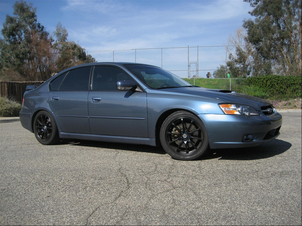 vonbulow 39 s 2005 subaru legacy 2 5 gt sedan 4d in escondido ca. Black Bedroom Furniture Sets. Home Design Ideas