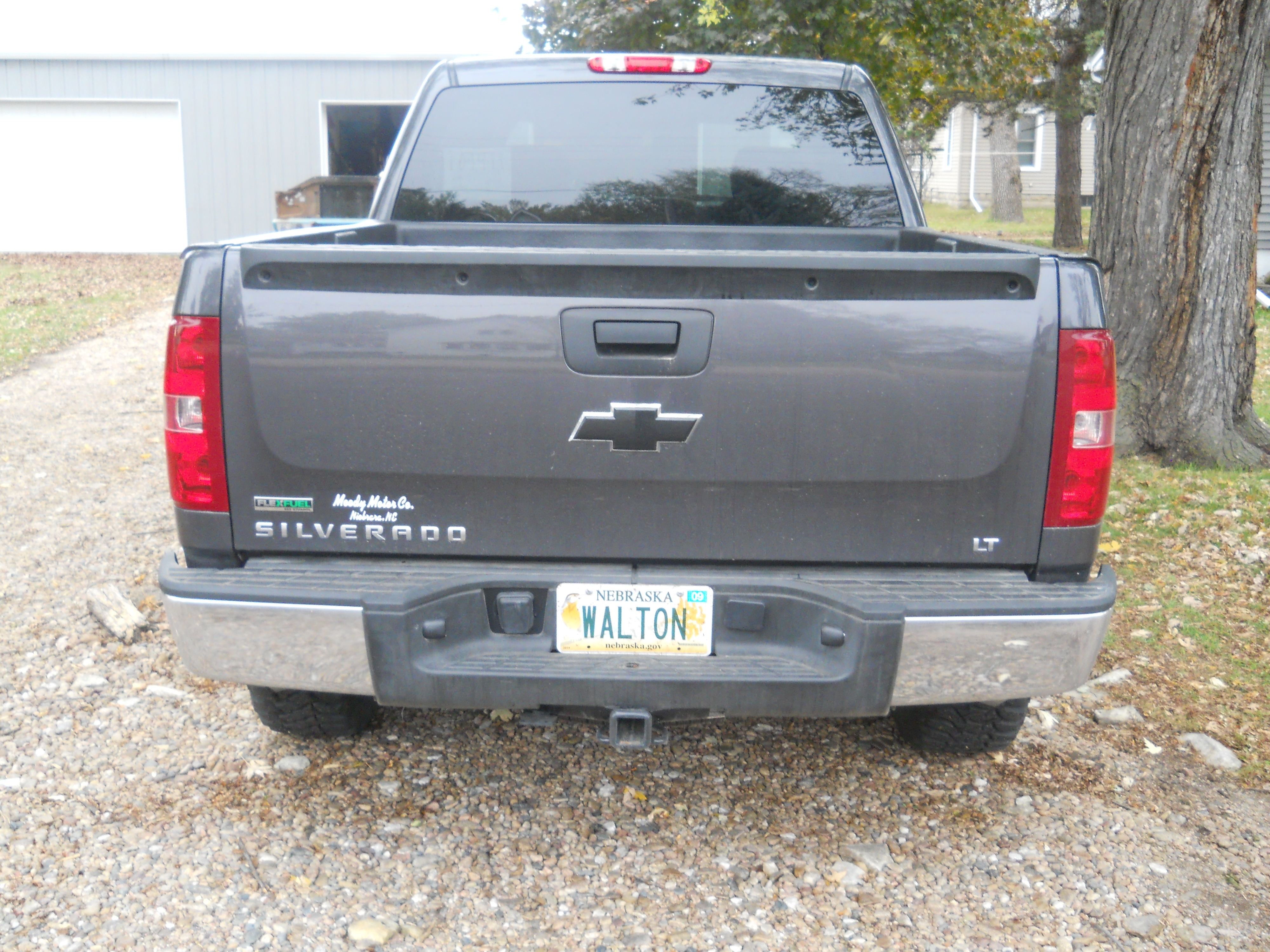 Another waltonsilverado 2011 Chevrolet Silverado 1500 Crew Cab post... - 15327366